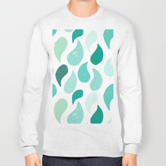 Ocean drops  Long Sleeve T-shirt