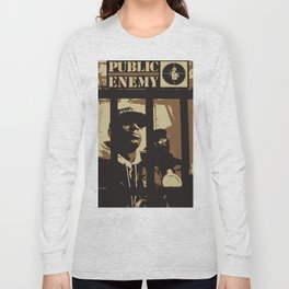 Public Enemy: 1988 Long Sleeve T-shirt