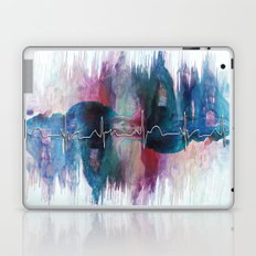 Heartbeat Drama Laptop & iPad Skin
