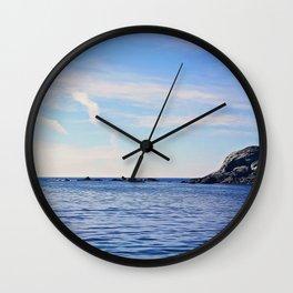 Little Harbor Wall Clock