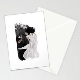 Goodbye summer Stationery Cards