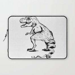 Unravelled T-Rex Dinosaur Laptop Sleeve