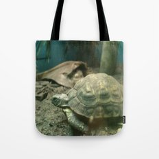 Giant Turtle Tote Bag
