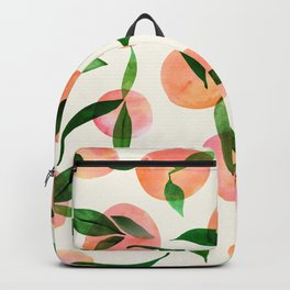 Summer Fruit Pattern Backpack