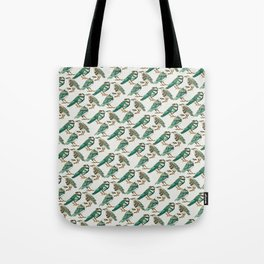 Little Crows Tote Bag