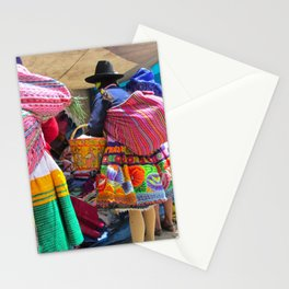 People 1 Stationery Cards