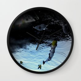 Said to have shape-shifting powers and is often in the form of either a car or an animal. Wall Clock