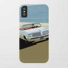 Ocean Drive iPhone X Slim Case