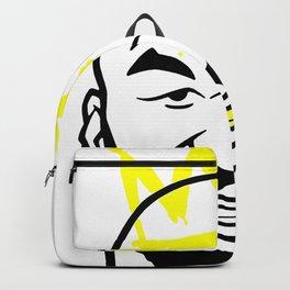 Mike Tyson Boxing Illustration merchandise  Backpack