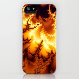 Hellfire iPhone Case
