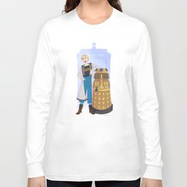 Phonebooth Doctor Long Sleeve T-shirt