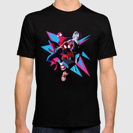 Spider-Man: Into The Spider-Verse Minimalist T-shirt