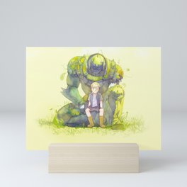 FullMetal Alchemist Mini Art Print