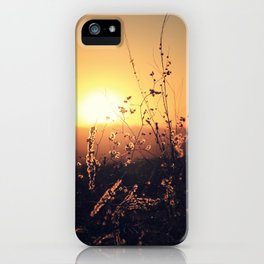 Sunset in Payson II iPhone Case