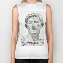 Augustus Caesar Biker Tank