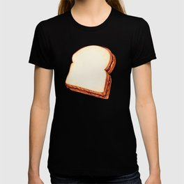 Peanut Butter & Jelly Sandwich Pattern T-shirt