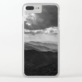 Shedding Light on Applachia Clear iPhone Case
