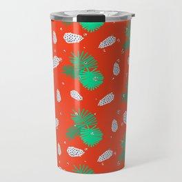 Christmas Pattern Travel Mug