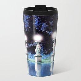 Villa Adriana (Italy) - Imaginative Lights Metal Travel Mug