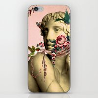 swag iPhone & iPod Skins featuring SWAG by Julia Lillard Art