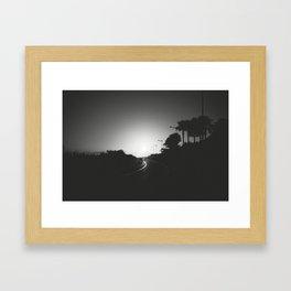 Cascais 5 Framed Art Print