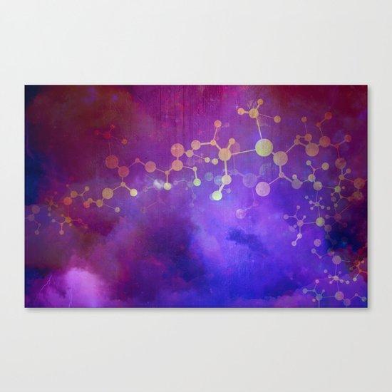 Star Child Canvas Print