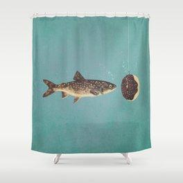 Irresistible Bait  Shower Curtain