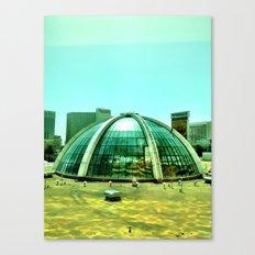 Atrium Canvas Print