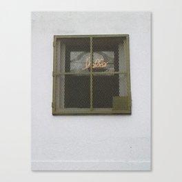 Social Canvas Print