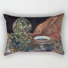 Adventure Garden Rectangular Pillow