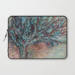 Midnight at the Wishing Tree Laptop Sleeve
