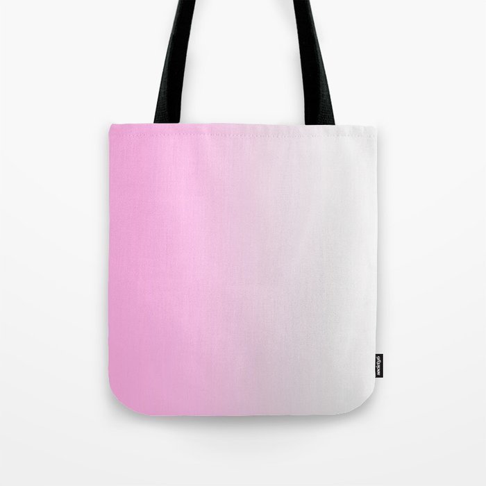 Rose Ombre Tote Bag