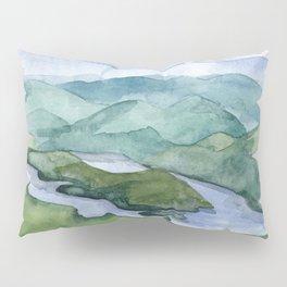Lake Placid Pillow Sham
