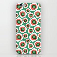 Fried Circles, Minty Yam iPhone & iPod Skin