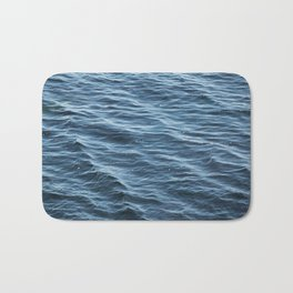 Ocean Wave Pattern 1 Bath Mat