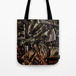 Bucket of Hammers Tote Bag