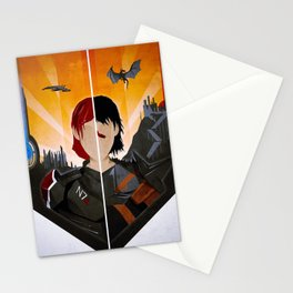 The Shepard & The Hawke Stationery Cards