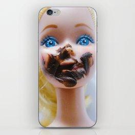 Chica chocoholica iPhone Skin