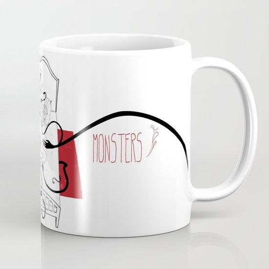Welcome,Monsters Mug