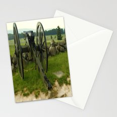 Cannon Of The Past Stationery Cards