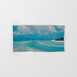 Whitehaven Beach Hand & Bath Towel