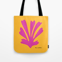 Henri Matisse, Palm Cut Out, 1943 Artwork Reproduction for Wall Art, Prints, Posters, Tshirts, Men, Women, Kids Tote Bag