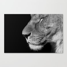 Your Majesty Canvas Print