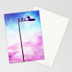 Beginning to fly Stationery Cards