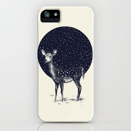 Snow Flake iPhone Case