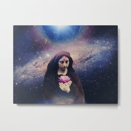 The Mother of the Universe Metal Print