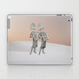 Homecoming Polka Laptop & iPad Skin