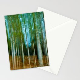 Listening to the Silence Stationery Cards