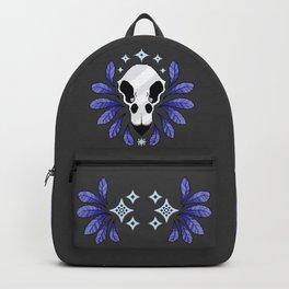 Bird Skull Backpack