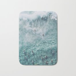 lets surf xx Bath Mat